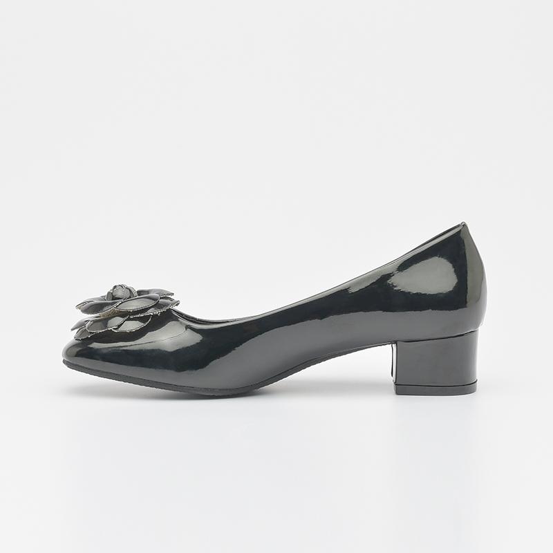 Giày cao gót da bóng êm chân Hàn Quốc SG336-66ABA (3)