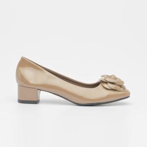 giày búp bê cao gót đế xuông êm chân SG336-66ABR