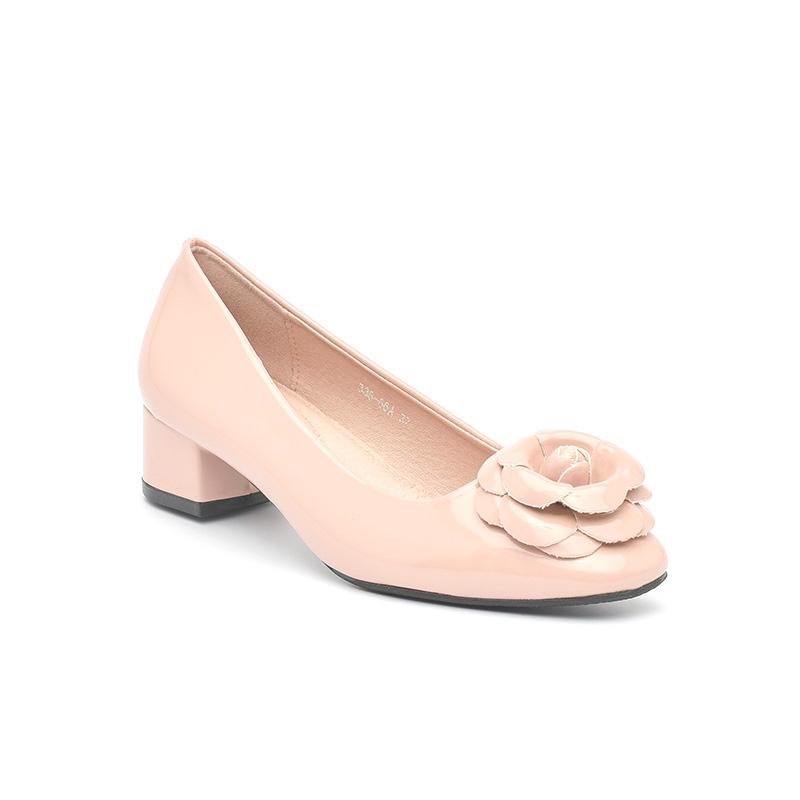 giày cao gót búp bê đế vuông Hàn Quốc SG336-66API