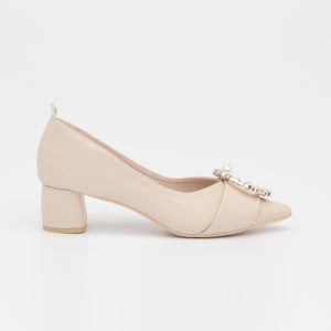 Giày nữ cao gót Hàn Quốc đế vuông SG1802-10PI