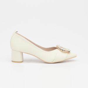 Giày nữ Hàn Quốc xinh cao cấp SG1802-10WH